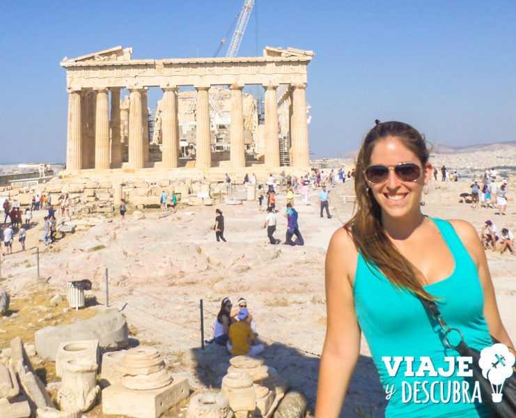atenas, acropolis, partenon, arquitectura, partenon, europa, itinerario, dos dias en, imperdibles