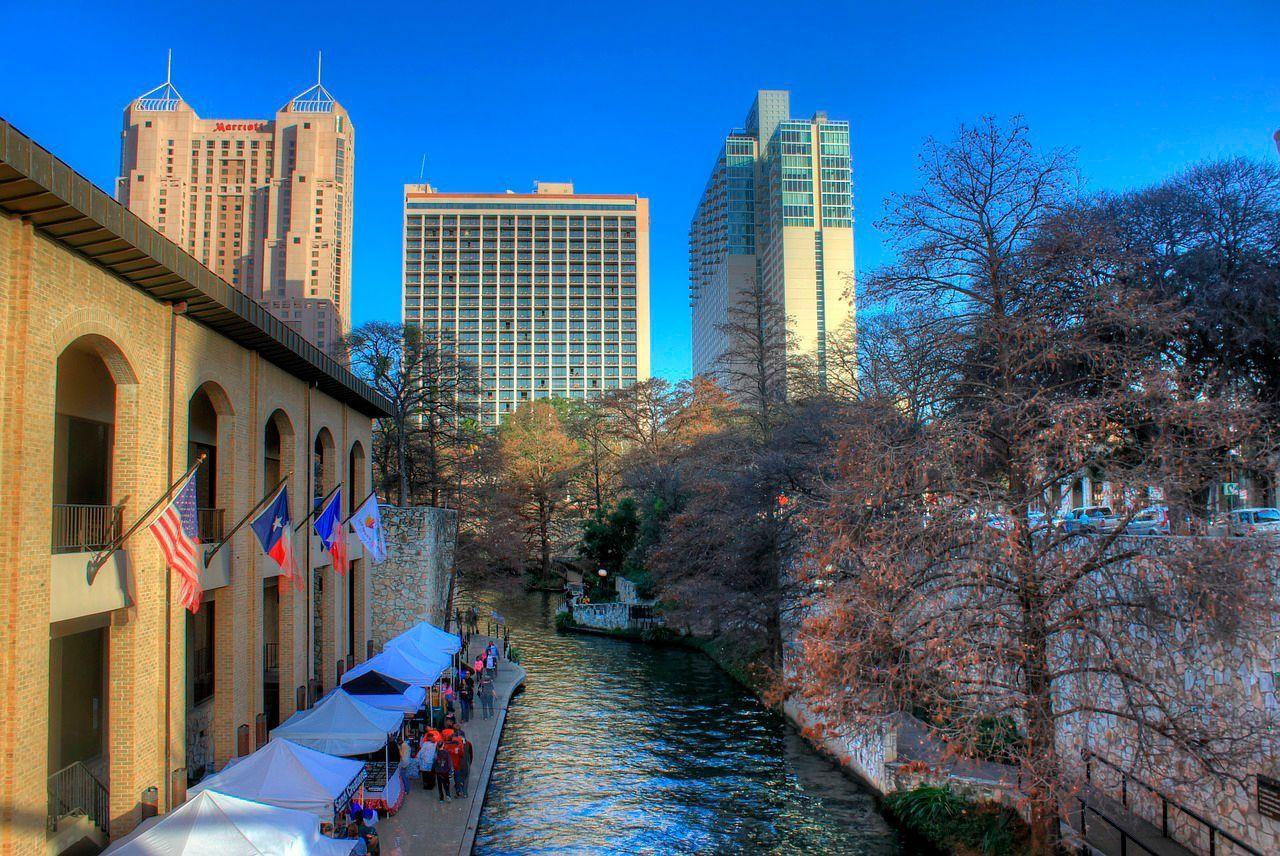 River Walk, San Antonio, Texas, Estados Unidos
