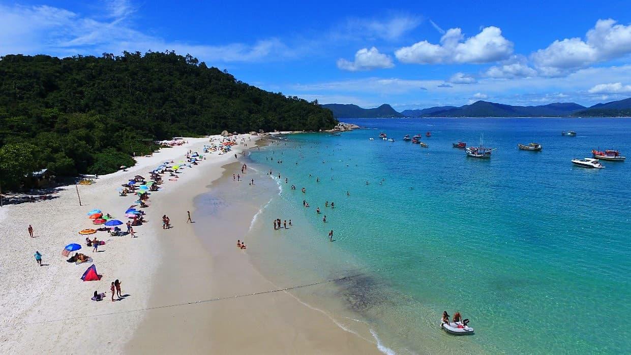 mejores playas de florianopolis, floripa, brasil