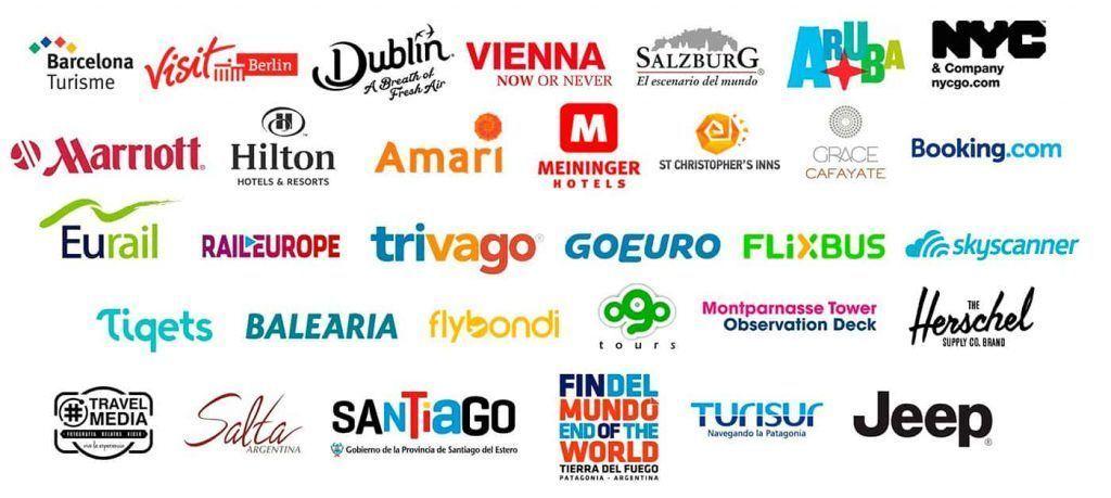 Empresas con la que trabajé - viajeydescubra.com - florencia zaccagnino