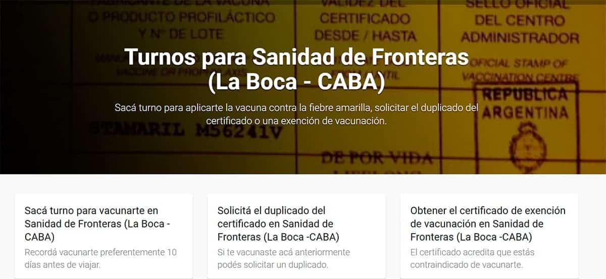vacuna-fiebre-amarilla,-sanidad-de-frontera,-sacar-turno,-argentina
