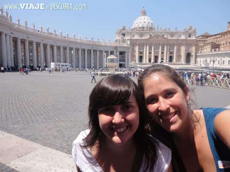 vaticano, roma, italia, imperdibles, que hacer en roma