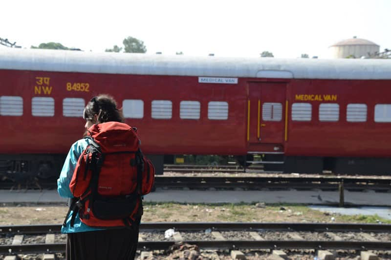 viajar en tren por Asia