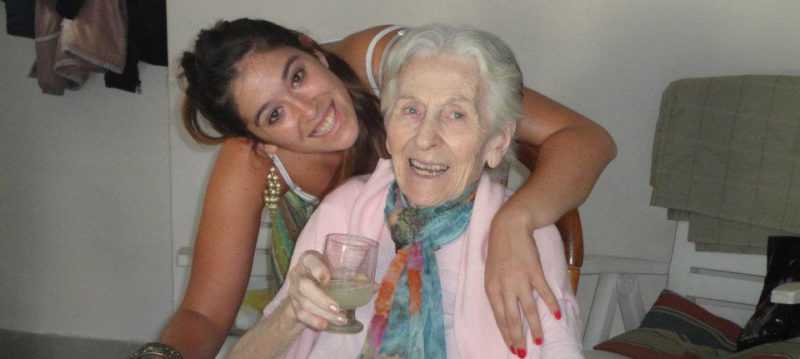 vida, muerte, abuela