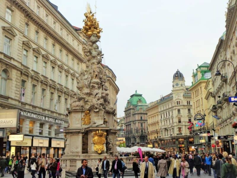 Viena, callecitas, Austria, imperdibles, imperdibles Viena, que ver en Viena, 3 días en Viena, visit Viena, Europa, mochileros en Europa, mujer viajando sola