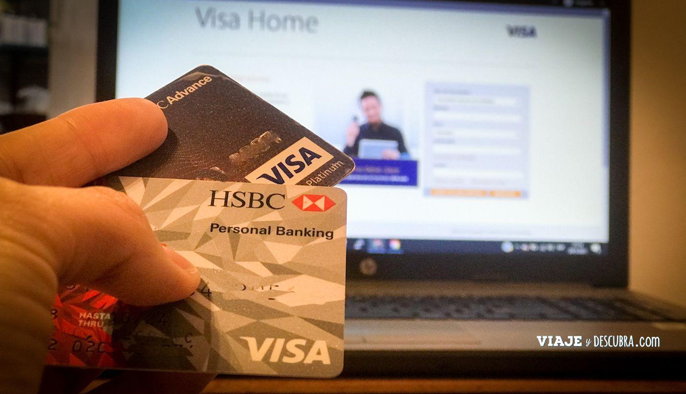Visa Home, informar viaje, pin, asistencia al viajero