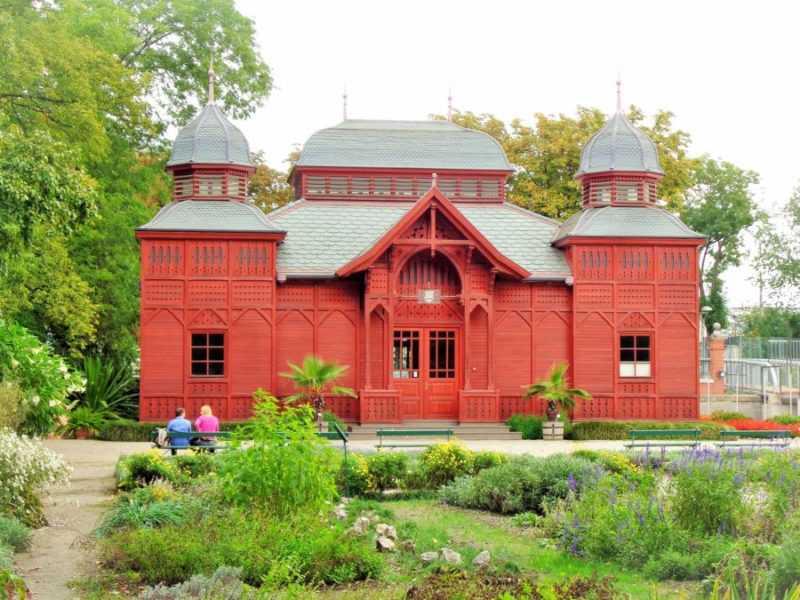 Zagreb, Jardín Botánico, que ver en Zagreb, Zagreb en dos días, Croacia, Europa, mochileros en europa