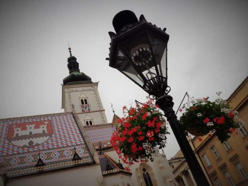 Zagreb, flores, que ver en Zagreb, Zagreb en dos días, Croacia, Europa, mochileros en europa